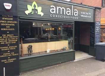 Thumbnail Restaurant/cafe to let in Amala, Bournemouth
