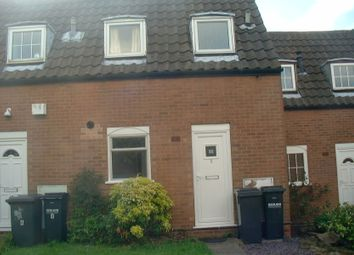 Thumbnail 2 bed town house to rent in Syderstone Walk, Arnold, Nottingham