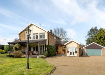 Thumbnail 5 bedroom detached house for sale in Hall Drive, Lowestoft