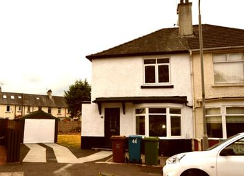 Thumbnail 3 bed semi-detached house to rent in Lunan Place, Glasgow