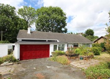 Thumbnail 4 bed detached bungalow for sale in Brynford, Holywell