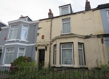 3 bed terraced house for sale in Crow Park, Fernleigh Road, Mannamead, Plymouth PL3