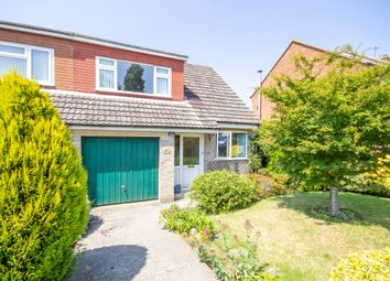 Thumbnail 3 bed semi-detached house for sale in Combe Park, Yeovil, Somerset