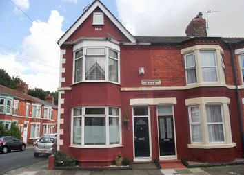 Thumbnail 3 bed end terrace house for sale in Springbourne Road, Aigburth, Liverpool