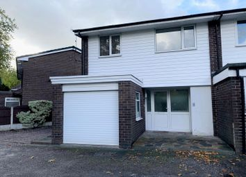 Thumbnail 3 bed semi-detached house for sale in Bowfell Road, Urmston, Manchester