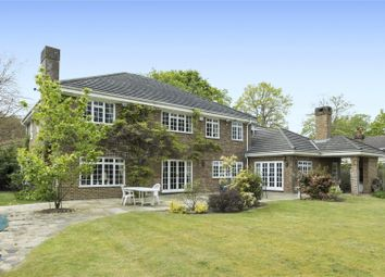 Thumbnail 5 bed detached house for sale in Ince Road, Walton-On-Thames, Surrey