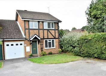 Thumbnail 4 bed detached house for sale in The Orchard, Lightwater, Surrey