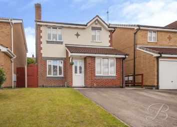 Thumbnail 3 bed detached house for sale in The Shires, Forest Town, Mansfield