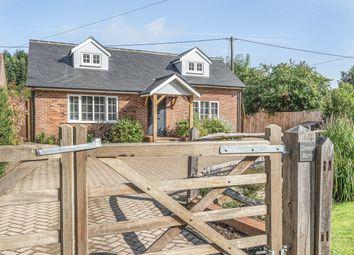 Thumbnail 4 bed detached bungalow for sale in School Lane, Stedham, Midhurst