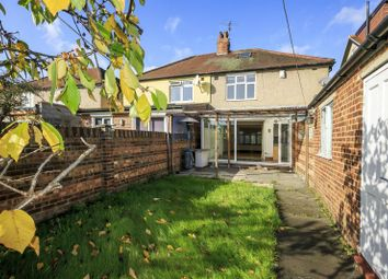 Thumbnail 3 bed semi-detached house for sale in Chestnut Grove, Isleworth