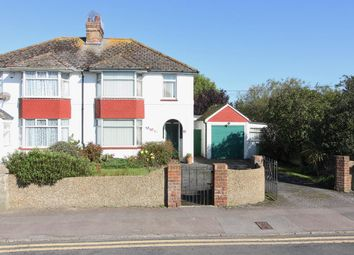 Thumbnail 3 bed semi-detached house for sale in St Mary's Road, Dymchurch