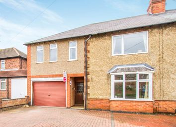 Thumbnail 4 bed semi-detached house for sale in Park Road, Loughborough