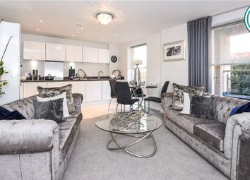 Thumbnail 2 bed flat for sale in Viridium, Frimlmey Road, Camberley