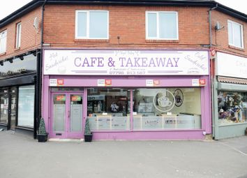 Thumbnail Commercial property for sale in Chapel Bakery Cafe & Takeaway, Tynemouth Road, Howdon