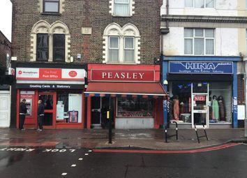 Thumbnail Retail premises for sale in London Road, Thornton Heath