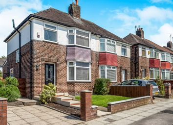 Thumbnail 3 bed semi-detached house for sale in Inchcape Road, Broadgreen, Liverpool