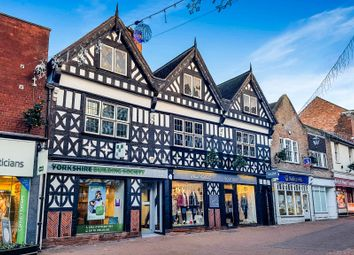 Thumbnail 2 bed flat to rent in High Street, Nantwich