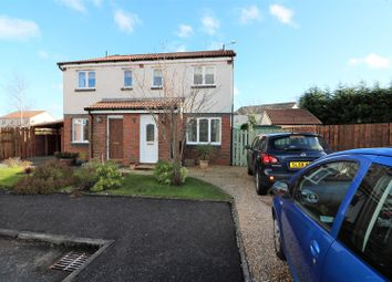 Thumbnail 2 bed semi-detached house for sale in Bohun Court, Stirling
