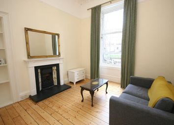 Thumbnail 3 bed flat to rent in Bellevue Crescent, New Town, Edinburgh