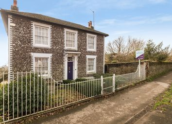 Thumbnail 4 bed detached house for sale in Winchester Road, Petersfield