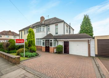 Thumbnail 3 bed semi-detached house for sale in Park Hill, Wednesbury