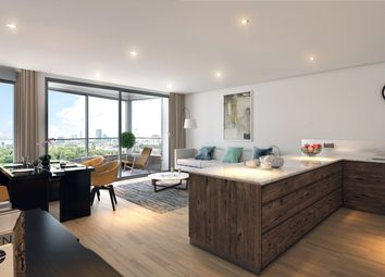 Thumbnail 1 bed flat for sale in Onyx Apartments, Kings Cross, London