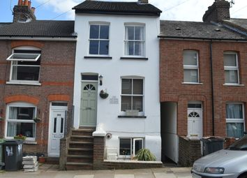 Thumbnail 3 bed terraced house for sale in Milton Road, Luton
