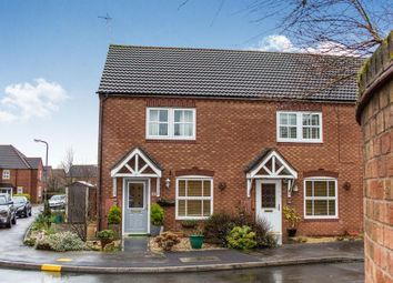 Thumbnail 2 bed end terrace house for sale in Price Close West, Chase Meadow Square, Warwick