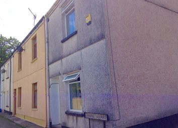 Thumbnail 2 bedroom terraced house to rent in Chapel Square, Abercanaid, Merthyr Tydfil