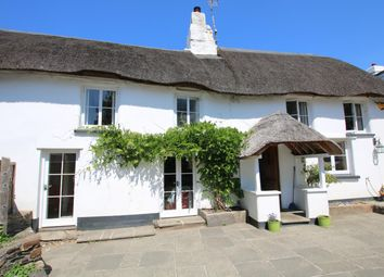 Thumbnail 4 bed cottage for sale in Georgeham, Braunton