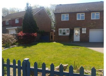 4 bed end terrace house for sale in Chart Place, Gillingham ME8