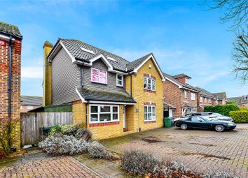 Thumbnail 6 bed detached house for sale in Powell Avenue, Darenth Village Park, Dartford, Kent