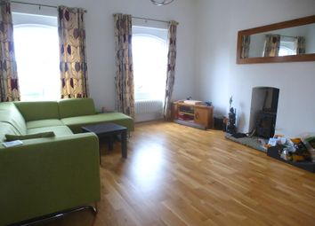 Thumbnail 2 bed flat to rent in High Street, Newport Pagnell
