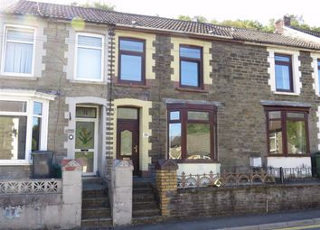 Thumbnail 3 bed terraced house to rent in Abercynon Road, Abercynon, Mountain Ash