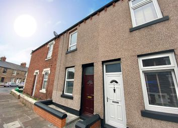 Thumbnail 2 bed terraced house for sale in Tithebarn Street, Currock, Carlisle