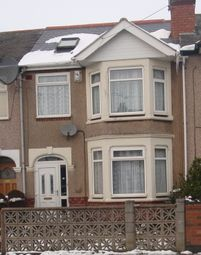 Thumbnail 4 bedroom terraced house to rent in Courtland Avenue, Coundon, Coventry
