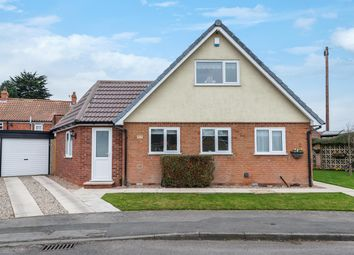 Thumbnail 3 bed detached house for sale in Hawthorn Drive, Barlby, Selby
