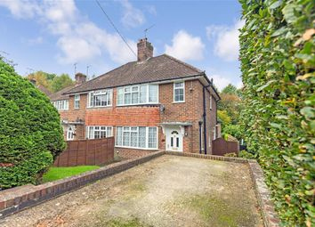 Thumbnail 3 bed semi-detached house for sale in Edward Road, Haywards Heath, West Sussex