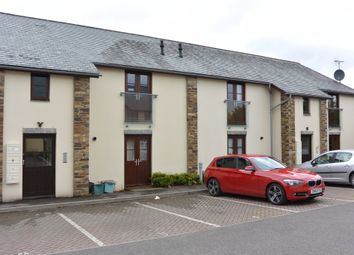 Thumbnail 2 bed flat for sale in Exeter Road, Okehampton
