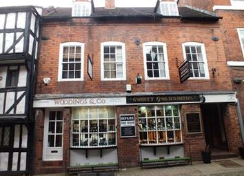 Thumbnail Retail premises to let in 2 Butcher Row, Shrewsbury, Shropshire