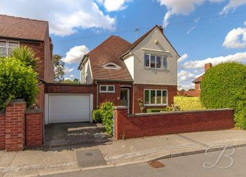 Thumbnail 3 bed detached house for sale in Church Hill Avenue, Mansfield Woodhouse, Mansfield