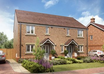 "Thumbnail 3 bed semi-detached house for sale in ""The Ashworth"" at Hinchliff Drive, Wick, Littlehampton"
