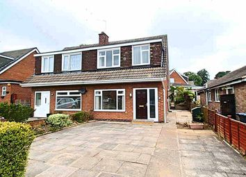 Thumbnail 3 bed semi-detached house to rent in Highwood Avenue, Leeds