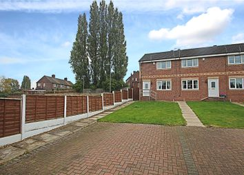 2 bed town house for sale in Old Mill Close, Hemsworth, Pontefract, West Yorkshire WF9