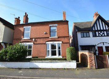 Thumbnail 3 bed semi-detached house for sale in William Street, Long Eaton, Nottingham