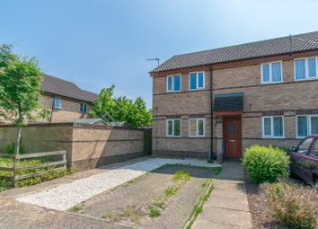 Thumbnail 2 bed end terrace house for sale in Pankhurst Road, Leicester