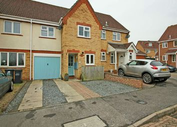Thumbnail 3 bed terraced house for sale in Borkum Close, Andover