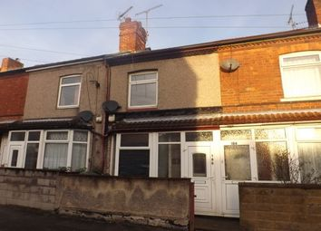 Thumbnail 3 bed terraced house to rent in Victoria Street, Mansfield
