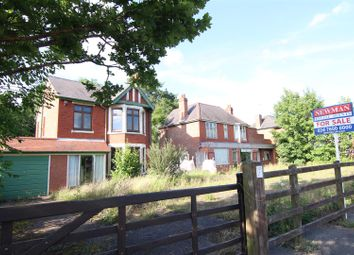 Thumbnail Detached house for sale in Rugby Road, Binley Woods, Coventry