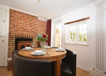 Thumbnail 2 bed terraced house to rent in Upper High Street, Winchester